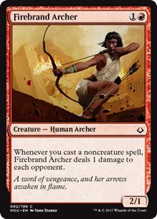 Firebrand Archer
