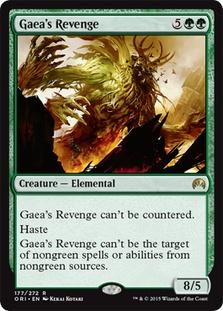 Gaea's Revenge