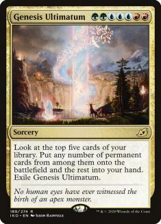 Genesis Ultimatum