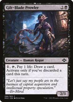 Gilt-Blade Prowler