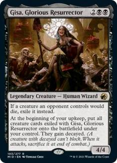 Gisa, Glorious Resurrector