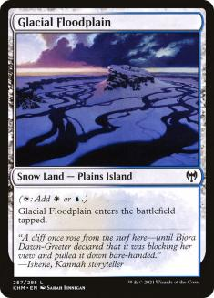 Glacial Floodplain