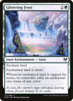 Glittering Frost