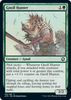 Gnoll Hunter