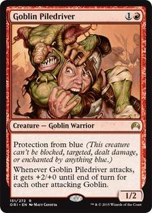 Goblin Piledriver