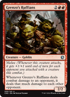 Grenzo's Ruffians