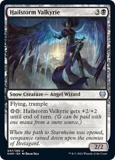 Hailstorm Valkyrie