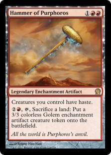 Hammer of Purphoros