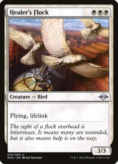 Healer's Flock