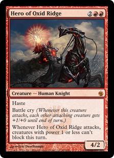 Hero of Oxid Ridge