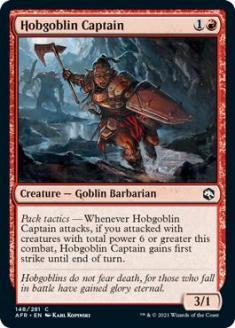 Hobgoblin Captain