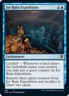 Ior Ruin Expedition