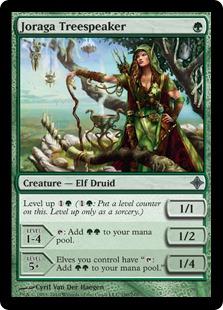 Joraga Treespeaker