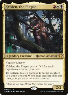 Kelsien, the Plague