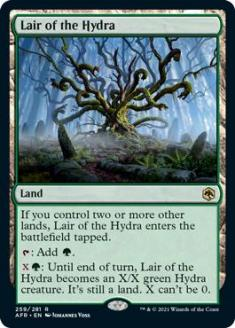 Lair of the Hydra
