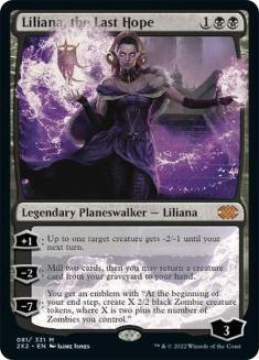 Liliana, the Last Hope