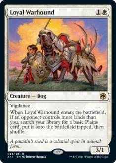 Loyal Warhound