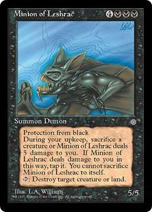 Minion of Leshrac