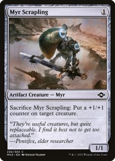 Myr Scrapling