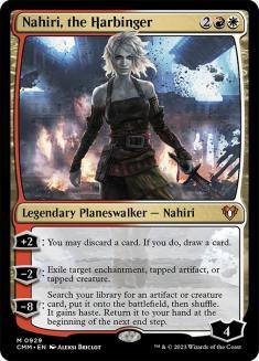 Nahiri, the Harbinger