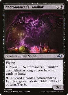 Necromancer's Familiar