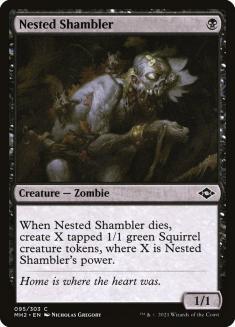Nested Shambler