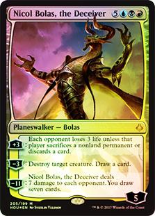 Nicol Bolas, the Deceiver
