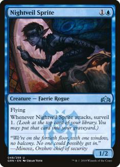 Nightveil Sprite