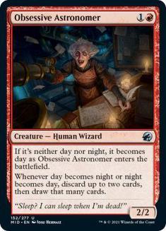 Obsessive Astronomer