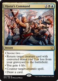 Ojutai's Command