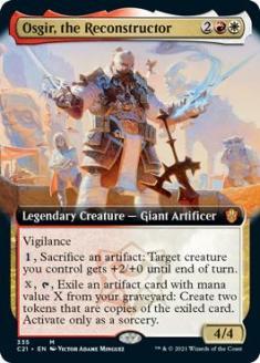 Osgir, the Reconstructor