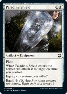 Paladin's Shield