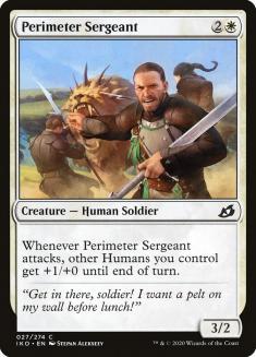 Perimeter Sergeant