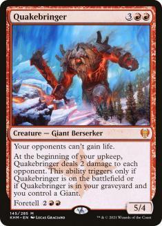 Quakebringer