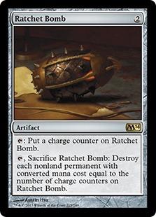 Ratchet Bomb