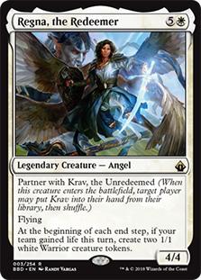 Regna, the Redeemer
