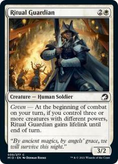 Ritual Guardian