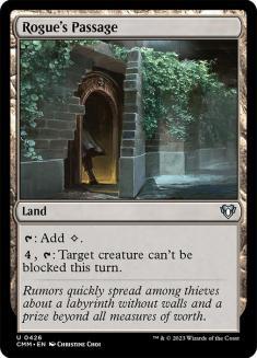 Rogue's Passage