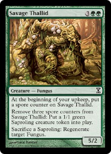 Savage Thallid