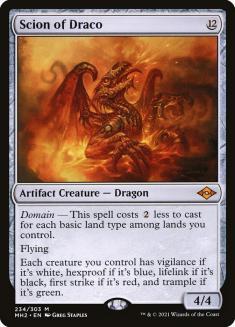 Scion of Draco