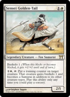 Sensei Golden-Tail