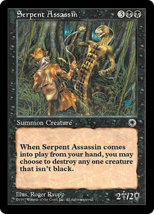 Serpent Assassin