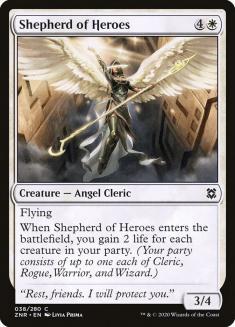 Shepherd of Heroes