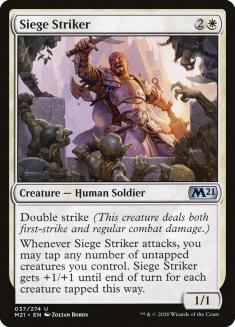 Siege Striker