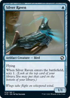 Silver Raven