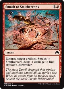 Smash to Smithereens