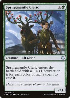 Springmantle Cleric