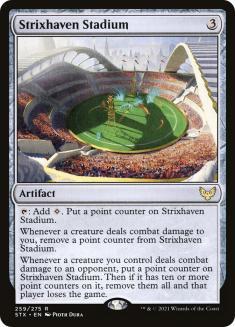 Strixhaven Stadium