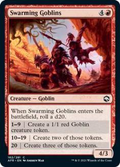 Swarming Goblins