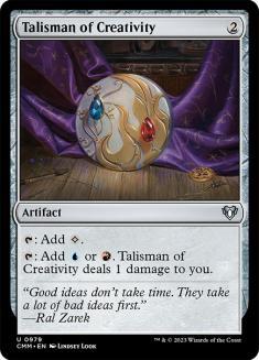 Talisman of Creativity